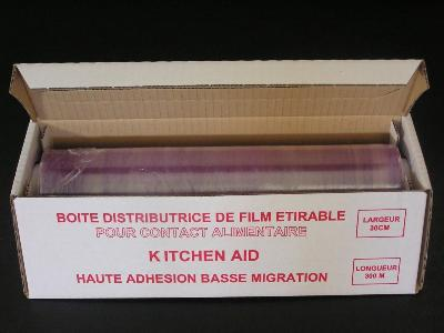 Film alimentaire recharge